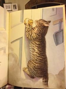 Police Cat Door