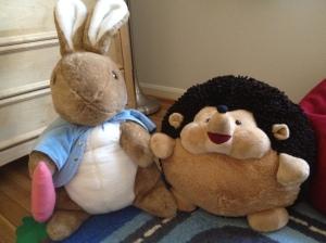 Piney + Bunny